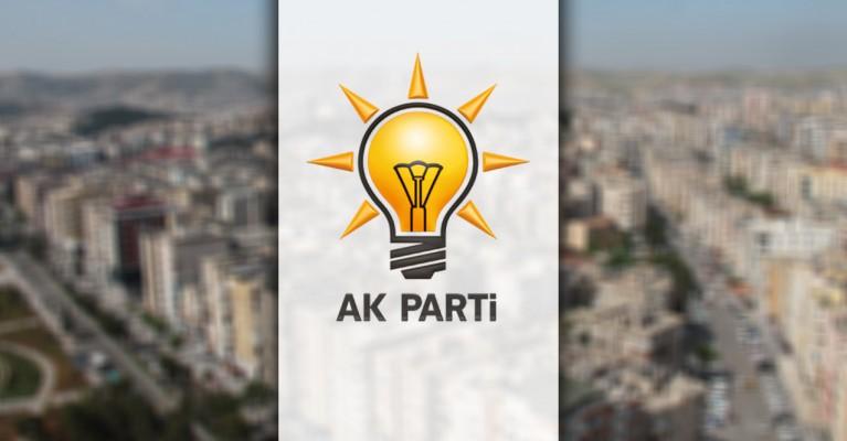 AK Parti Şanlıurfa Gençlik Kollarında yönetim belli oldu