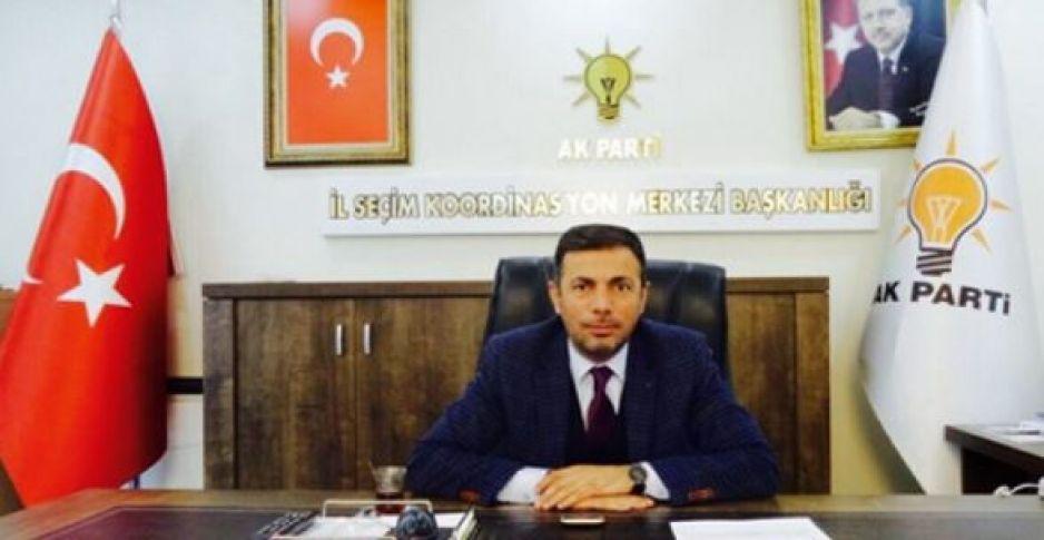 AK Parti Şanlıurfa İl Başkan adayı belli oldu!