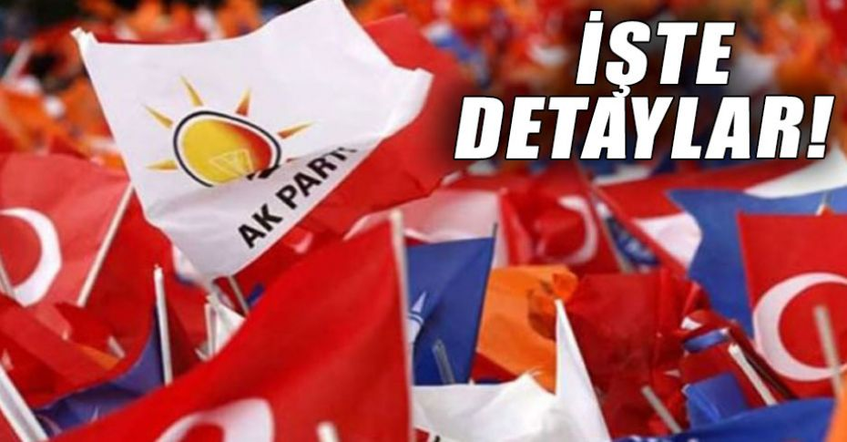 AK Parti Şanlıurfa Milletvekili Adayları ne zaman açıklanacak? 24 Haziran 2018
