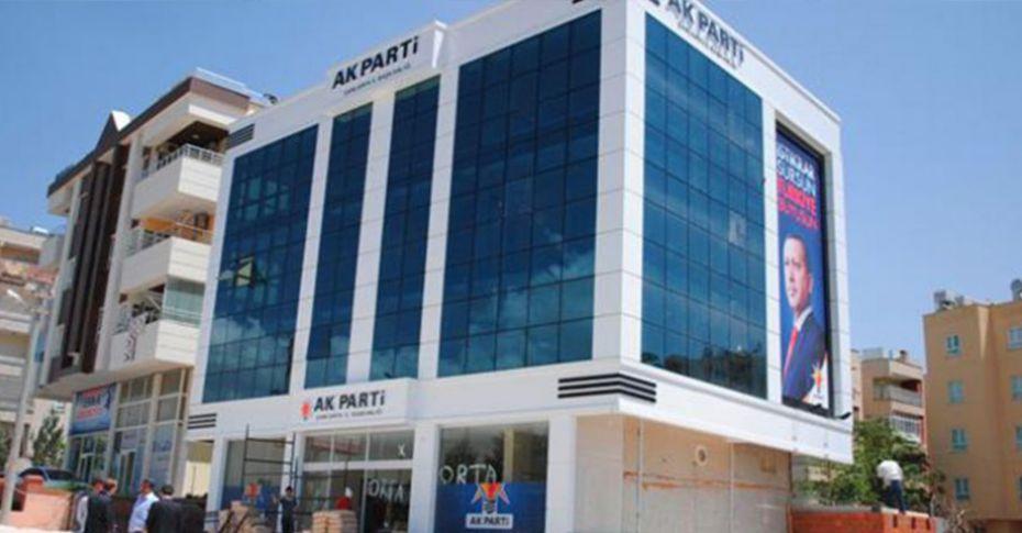 AK Parti Şanlıurfa Temayül Listesi belli oldu