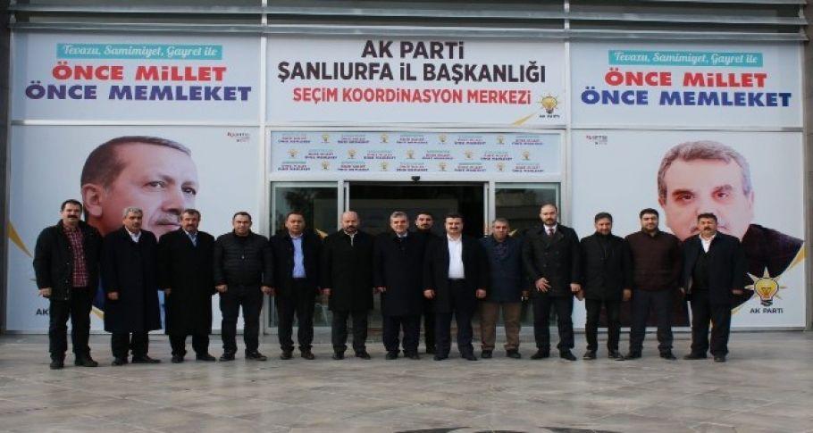 AK Parti seçim koordinasyon merkezinde çalışmalar tamamlandı