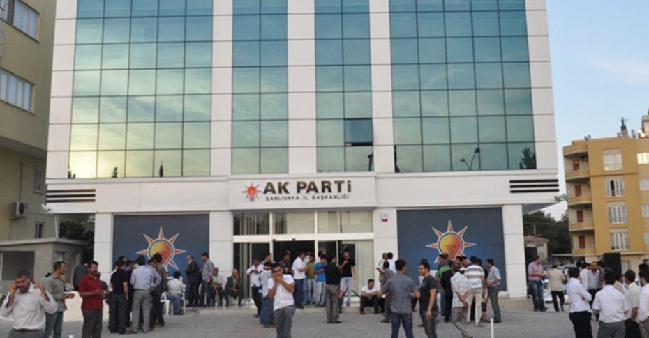 AK Parti teşkilatı toplu olarak suç duyurusunda bulundu