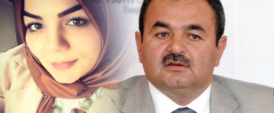 AK Partili vekilin kızı göreve iade edildi