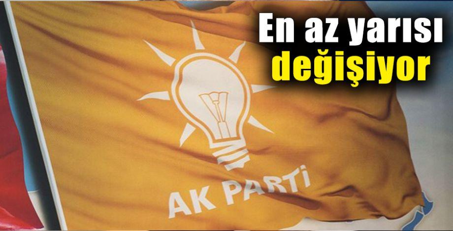 AK Parti'de kritik gün yarın!