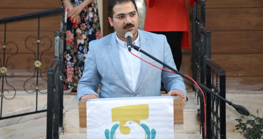 AK Parti'den aday olan Mehmet Canpolat'tan ilk açıklama geldi