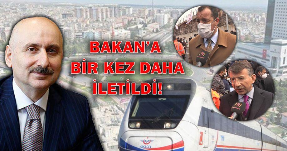 AK Partili vekiller konuştu: Hızlı tren mutlaka gelecek!