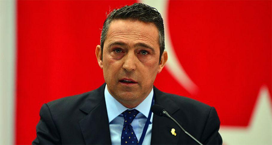 Ali Koç: 'Ersun Yanal'ın sözlerini tasvip etmiyorum'