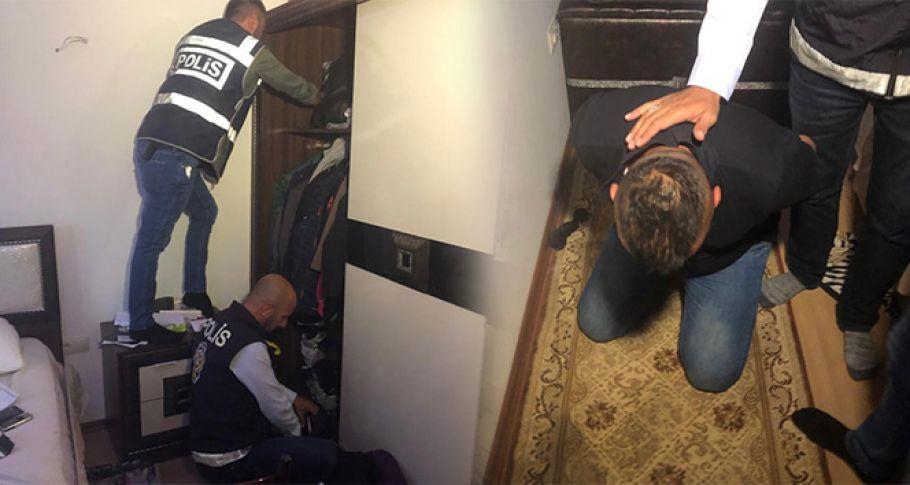 Ankara polisinden dolandırıcılara 'Prizma' operasyonu