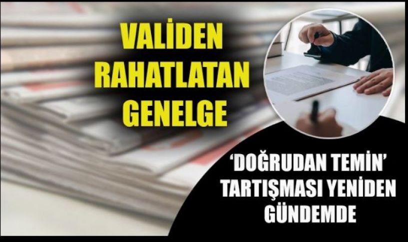 Antalya Valisi açıkladı...