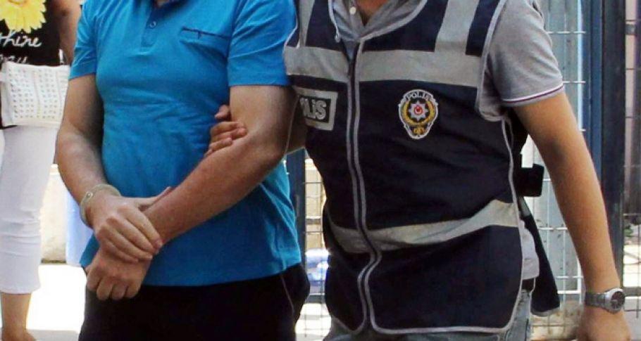 Antalya'da FETÖ/PDY operasyonu: 5 gözaltı !
