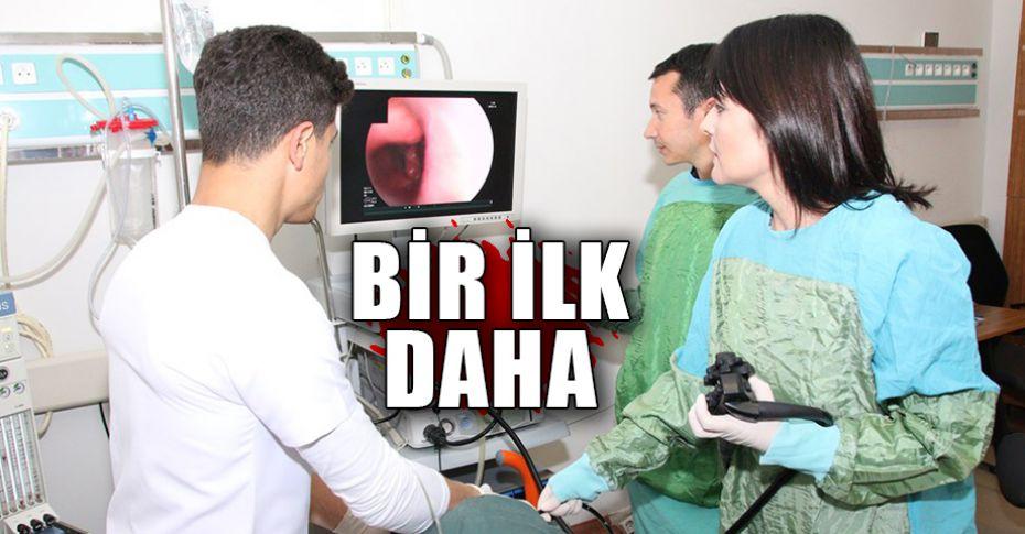 Araştırma hastanesinde başarılı operasyon!