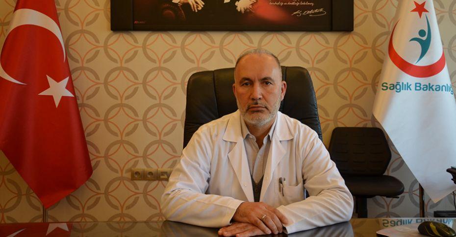 Araştırma Hastanesinin yeni Başhekimi İdris Dağ oldu