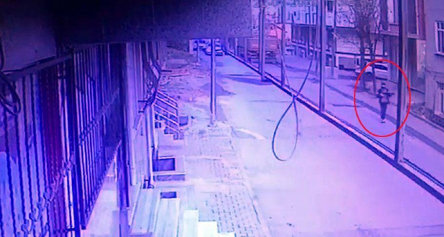 Arnavutköy'de pompalı tüfek dehşeti