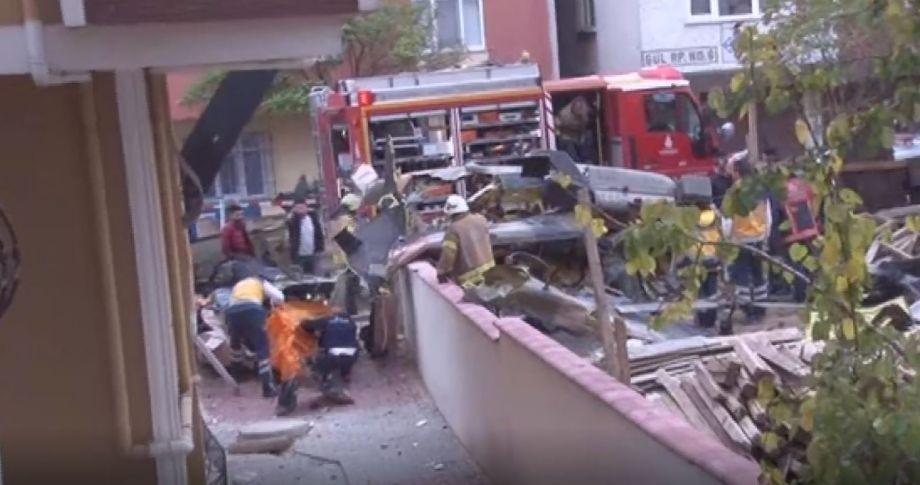 Askeri Helikopter Düştü: 4 Şehit, 1 yaralı