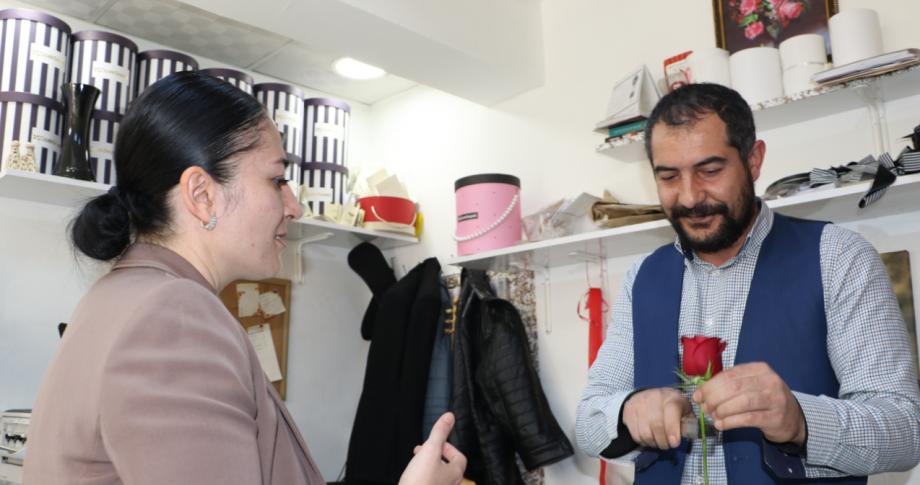 Aslan Divanyolu ,Atatürk Bulvarı ve pasajlar bölgesinde(videolu)