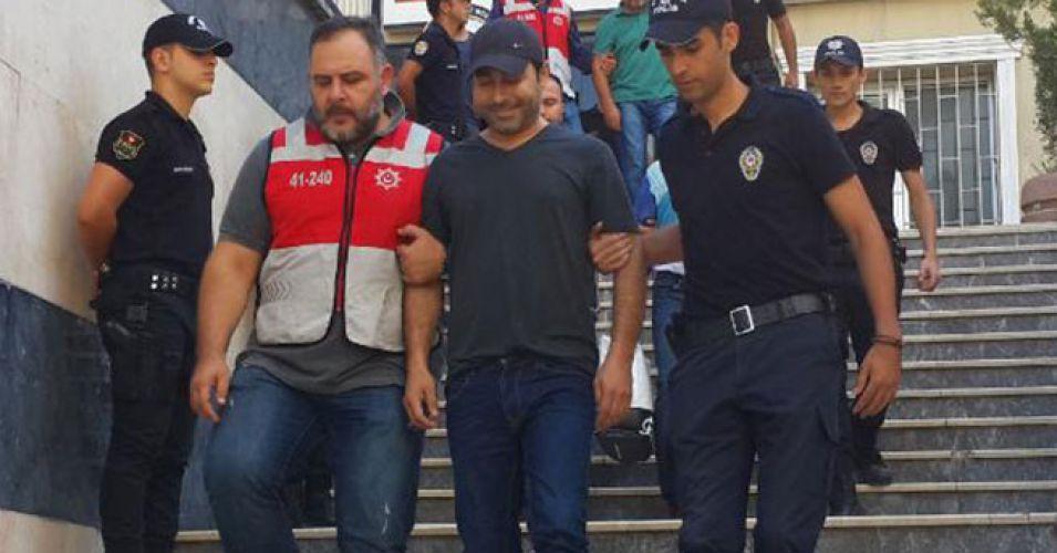 Atilla Taş, tutuklandı
