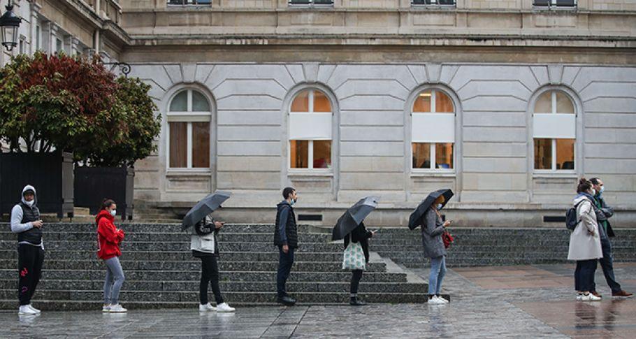 Avrupa'da covıd-19 endişesi