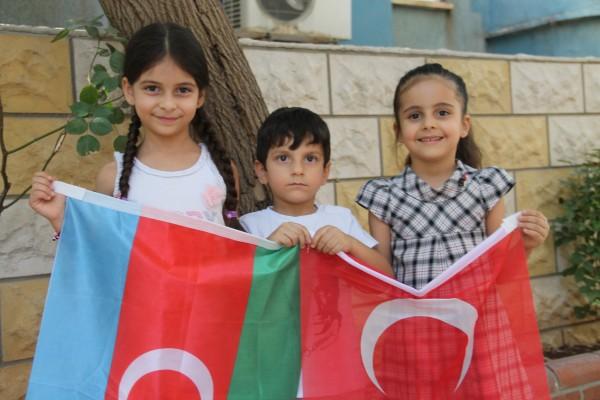 Azeri-Türk kızı Şanlıurfa'dan Cumhurbaşkanı Erdoğan'a seslendi