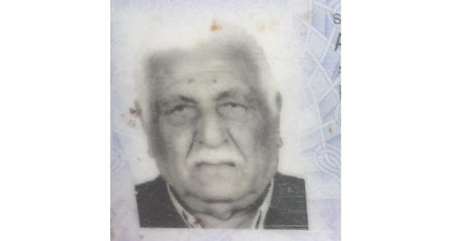 Bahçe kapısının altında kalan yaşlı adam hayatını kaybetti