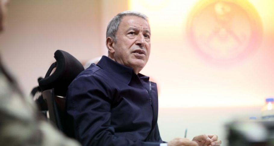 Bakan Akar: '31 Mayıs Pazar gününden itibaren terhisleri başlatacağız'