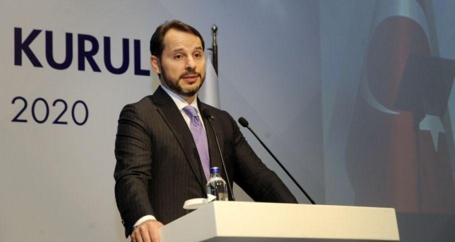 Bakan Albayrak: 25 milyar liralık kredi tahsis yapıldı