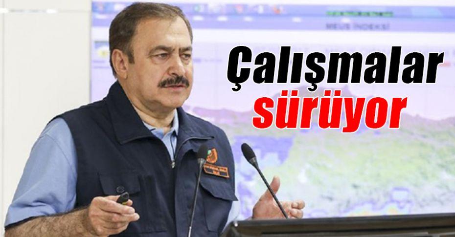 """Bakan Eroğlu: """"Şanlıurfa'da Sulanmadık Arazi Kalmayacak"""""""