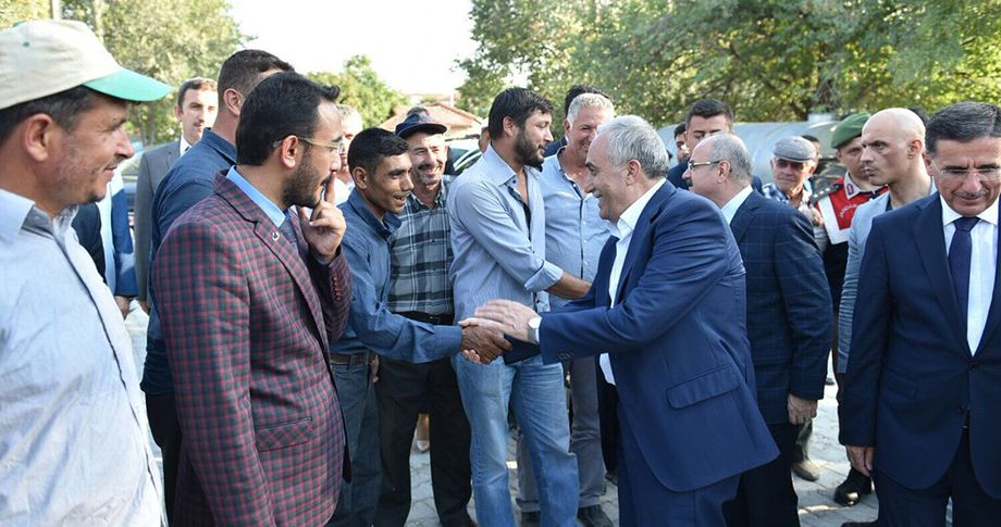 Bakan Fakıbaba 2. kez Şanlıurfa'ya geliyor