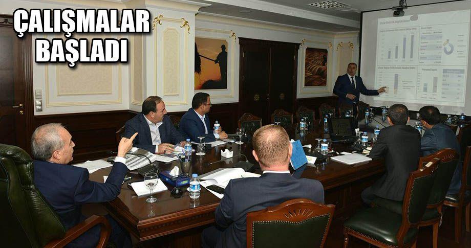 Bakan Fakıbaba, DEDAŞ yetkilileri ile Ankara'da buluştu