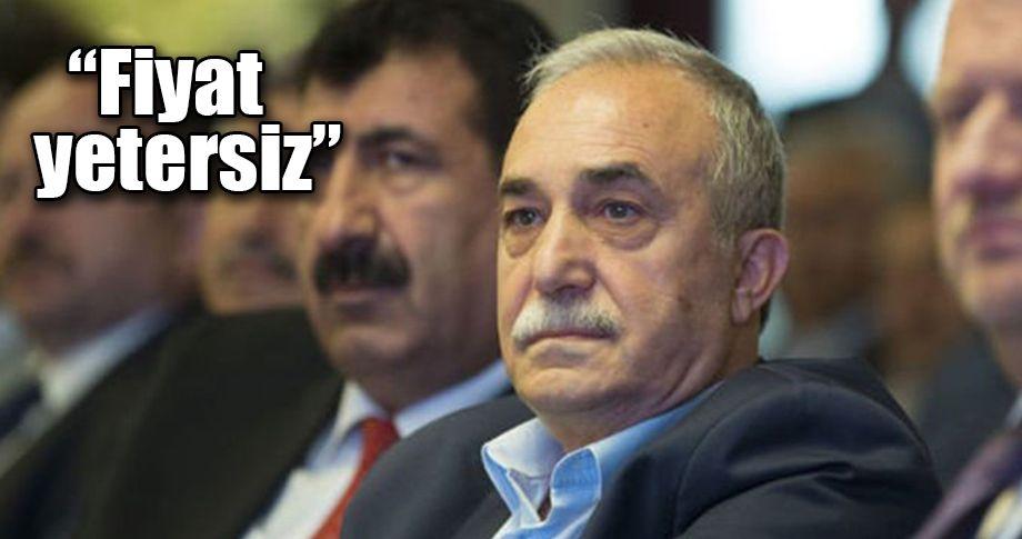 Bakan Fakıbaba, fındık üreticisine seslendi