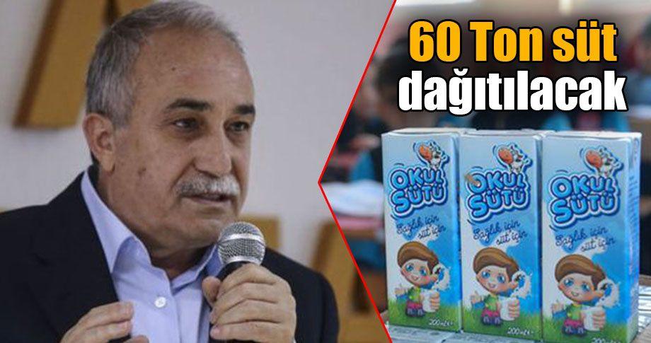 Bakan Fakıbaba, süt ihalesiyle ilgili açıklama yaptı