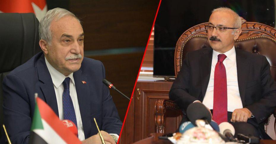 Bakan Fakıbaba ve Lütfi Elvan Şanlıurfa'ya geliyor
