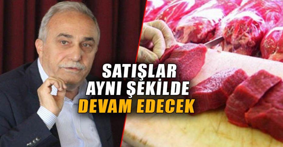 Bakan Fakıbaba'dan kıyma ve et fiyatı açıklaması