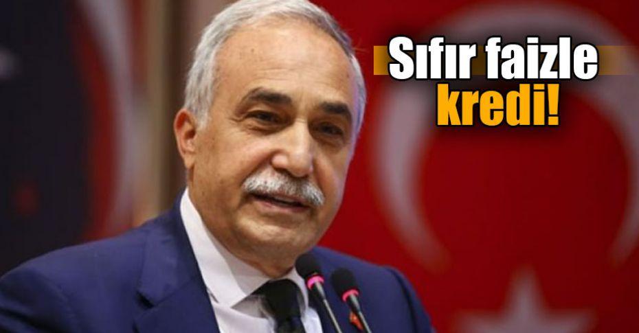 Bakan Fakıbaba'dan küçük işletmelere müjde!