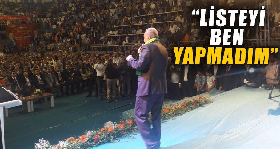 Bakan Fakıbaba'dan liste iddialarına sert tepki!