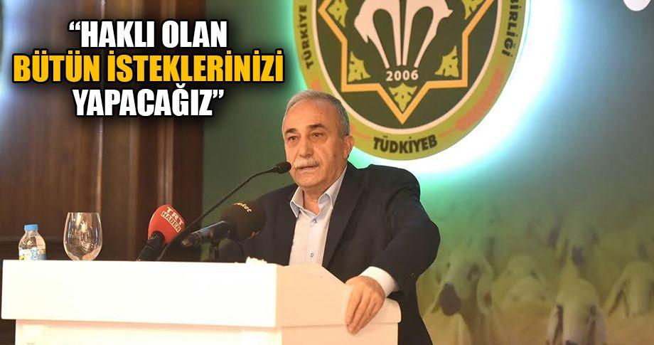 Bakan Fakıbaba'dan önemli açıklamalar!