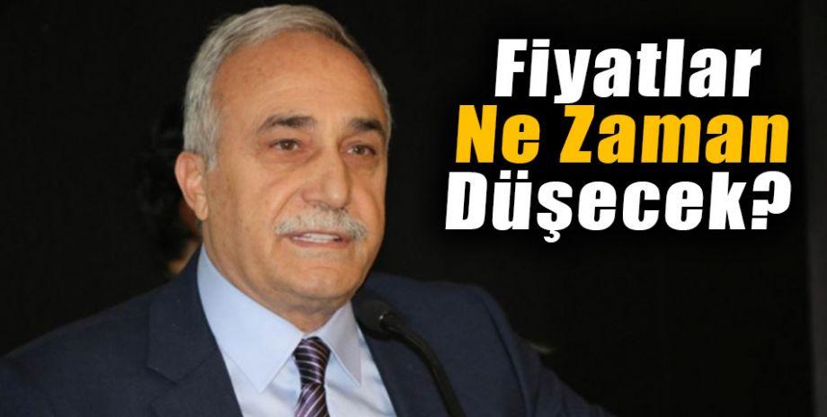 Bakan Fakıbaba'dan 'Patates ve Soğan' açıklaması