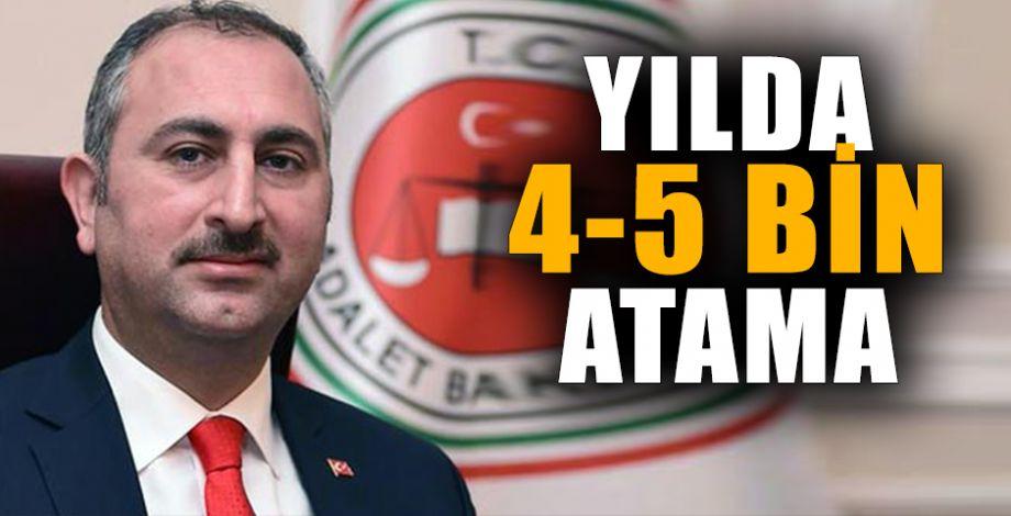 Bakan Gül'den 'atama açıklaması