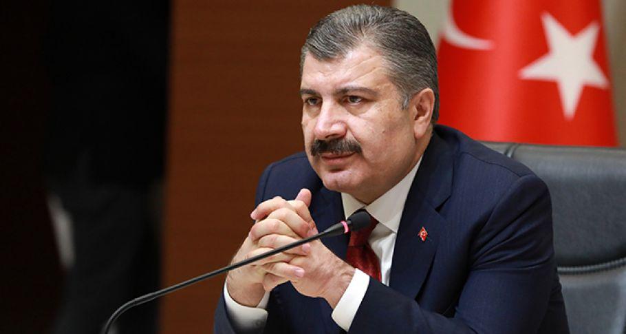 Bakan Koca: 'Hastanemiz 15 Mayıs'ta faaliyete geçecektir'