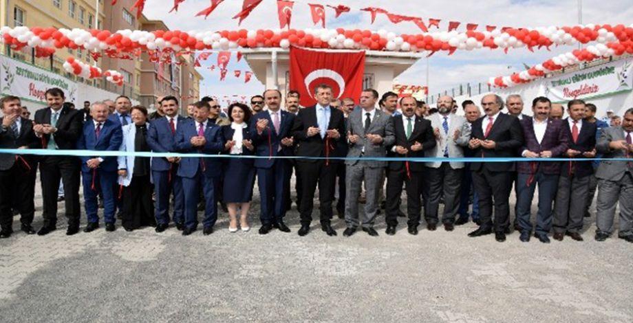 Bakan Selçuk, eğitim kampüsünün açılışını gerçekleştirdi