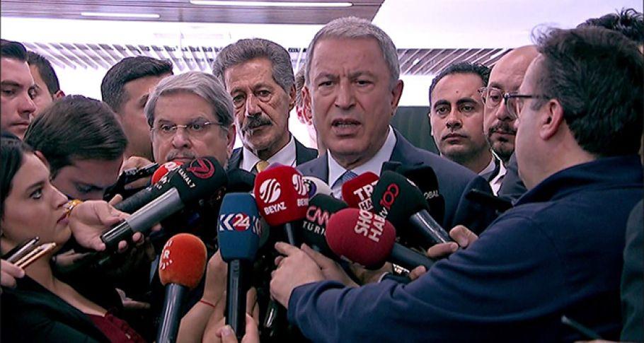 Bakanı Akar: 'Resulayn ve Tel Abyad kontrolümüz altında'