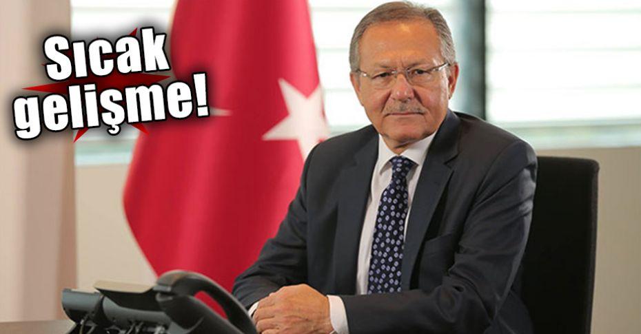 Balıkesir Belediye Başkanı Edip Uğur istifa edeceğini açıkladı