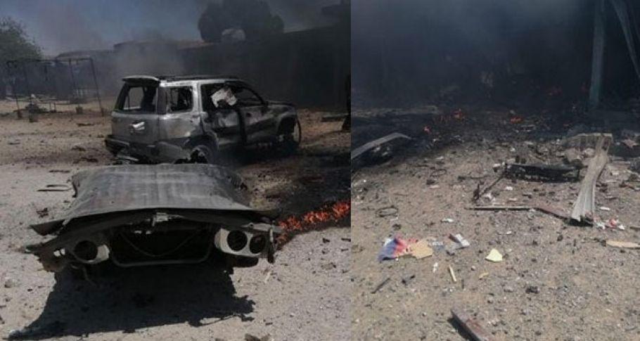 Barış Pınarı bölgesinde sivillere hain saldırı!