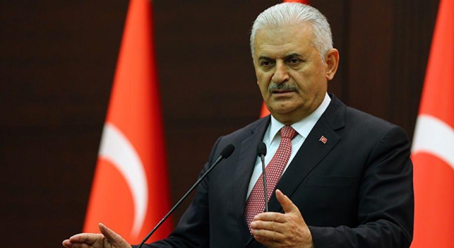Başbakan Yıldırım'dan 19 Mayıs mesajı