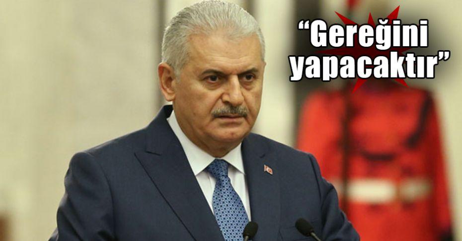 Başbakan Yıldırım'dan 3 Belediye Başkanına istifa çağrısı