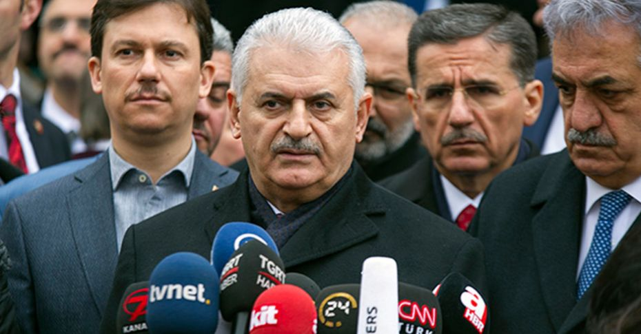 Başbakan Yıldırım'dan AYM'nin 'FETÖ sanıklarıyla ilgili aldığı karara' ilişkin açıklama