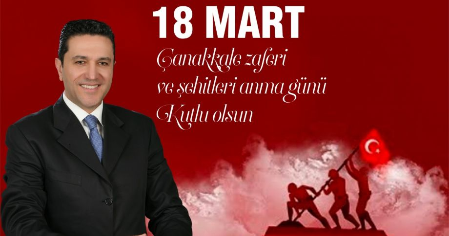 Başkan Adayı Hekimoğlu'ndan 'Çanakkale Zaferi' Mesajı