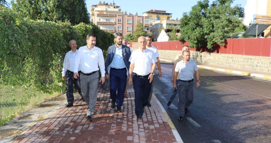 Başkan Baydilli Sahada Ayak Basmadık Yer Bırakmıyor
