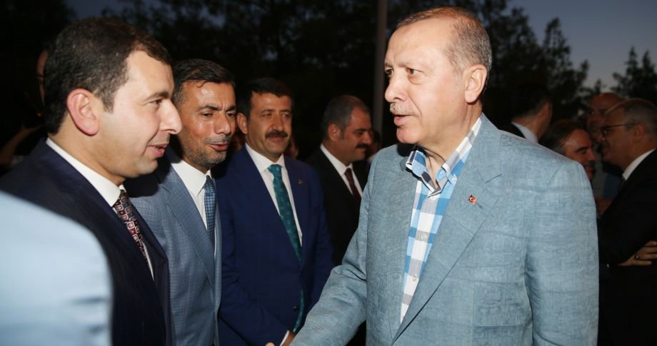 Baydilli'den Cumhurbaşkanı'na Teşekkür