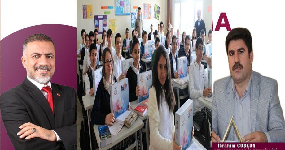 Başkan Coşkun, Gaziantep'i örnek gösterdi