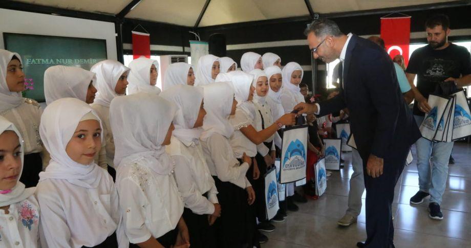 Başkan Kuş: Eyyübiye Gençliğinin Her Zaman Destekçisiyiz